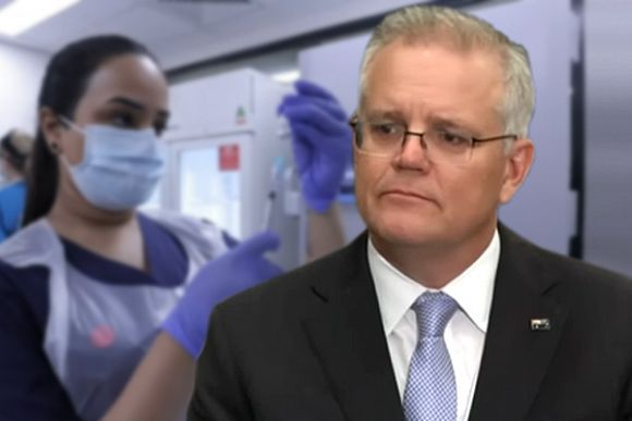 Scott Morrison complacent about COVID-19 anti-vaxxers