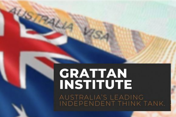 Grattan Institute's first report on skilled permanent migration like the curate's egg
