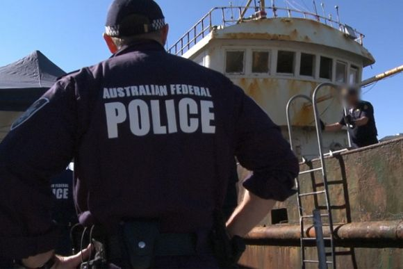 AFP/FBI sting recalls history of criminal activity on our wharves