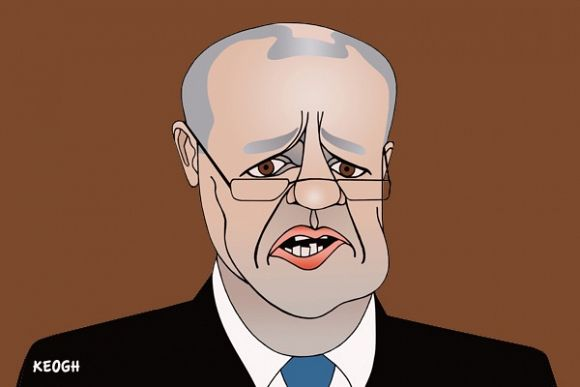 Scott Morrison gained power through a lack of due diligence
