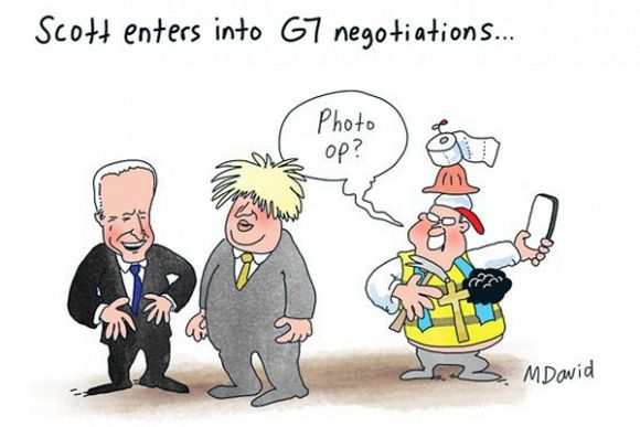 The G7, NATO and the demonising of China