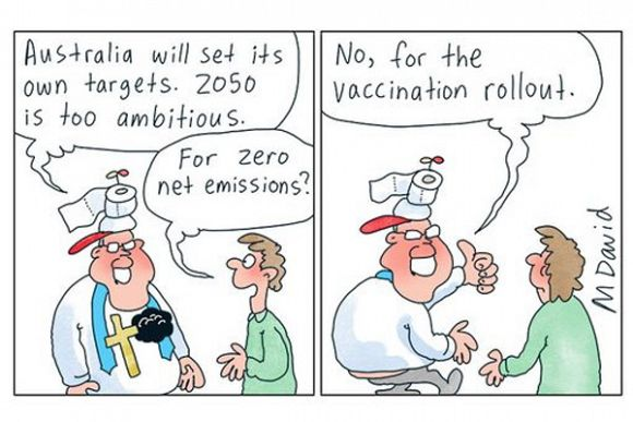Australia in 2021: A nation or a set of fractious states