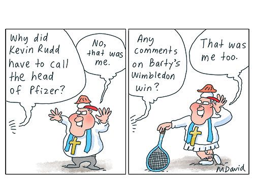 Leadership Liberal style: Is PM Scott Morrison still here?