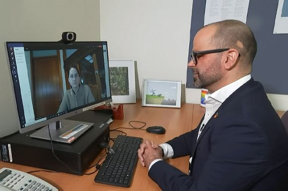 Telehealth services boom throughout pandemic