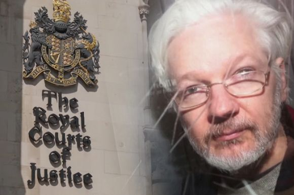 JOHN PILGER: A day in the death of British justice