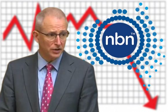 NBN Co hits revenue target after constant downward revision