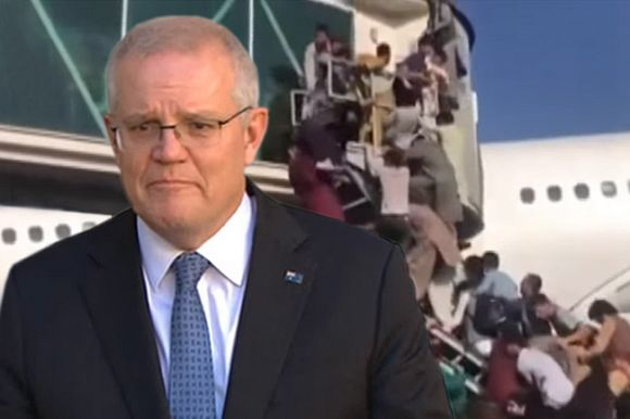 Australia must offer permanent protection to Afghan refugees now