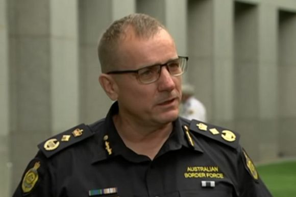 Border Force Commissioner's decisions are above the law