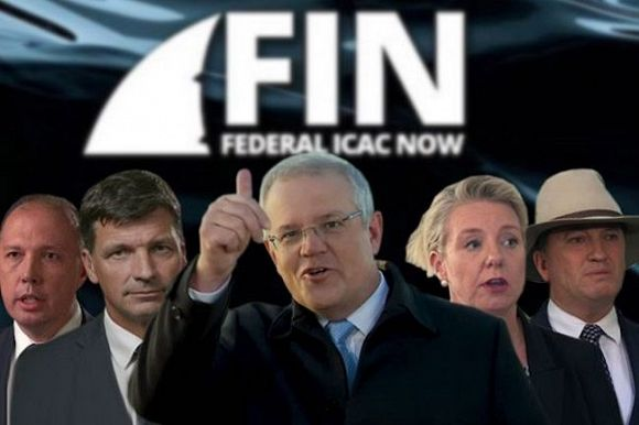 Killing competition and a Federal ICAC, courtesy of the Coalition