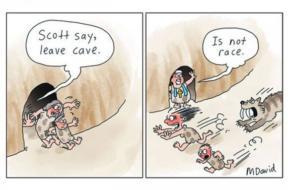 Scott Morrison has destroyed Australia's humanity
