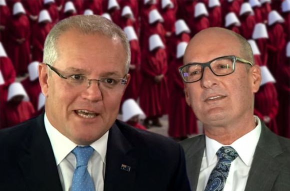 Morrison, Finlay and a tame – but not Tame enough –Women's Summit