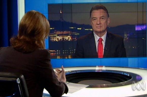 Flashback 2013: Leigh Salesperson interviews Dr Craig Emerson on ABC $7.30