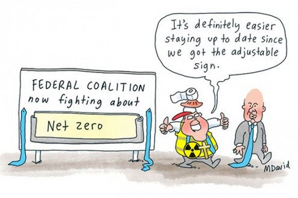 National Party's emission plan: No coal executive left behind