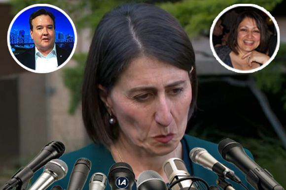Outgoing NSW Premier Gladys 'The Great' Berejiklian joins 'Insniders'