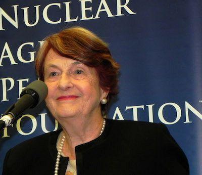 Educating Australians about Fukushima's implications: Dr Helen Caldicott