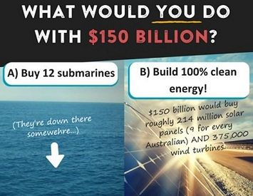 Why does Australia even need new submarines?