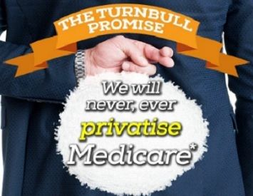 Medicare cuts prove the Coalition is bad for our health