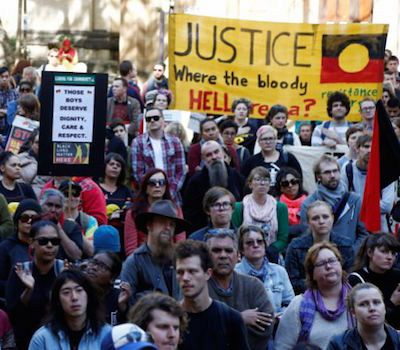 Australia's Indigenous children are incarcerated at the world's highest rate