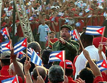 Castro is dead — long live the King?