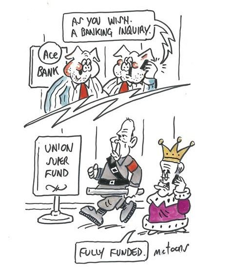 The Clayton S Banking Royal Commission