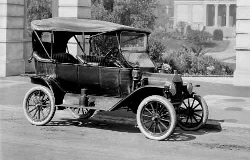Why won't Ford commit to the Model T?