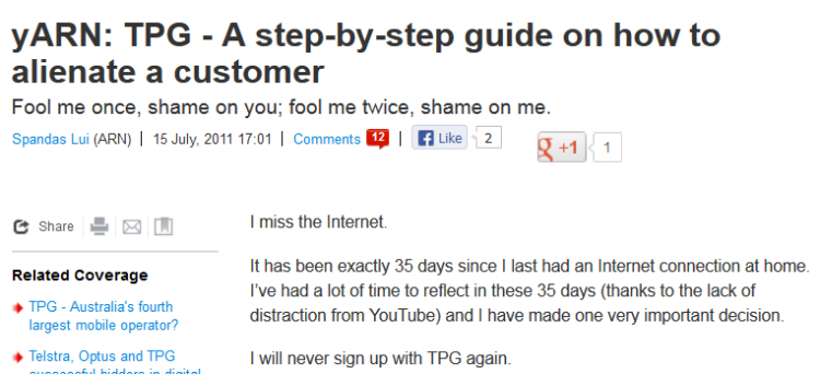 A broadband horror story from TPG