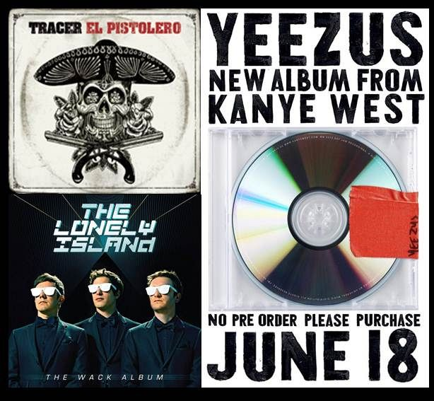 New Music through Old Ears – Lonely Tracer Yeezus