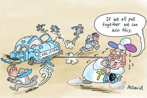 Cartoons Mark David S Eggs
