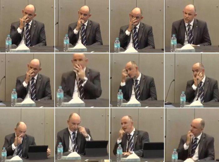 Stuart Robert lies and crony contradicts him at Qld CCC corruption