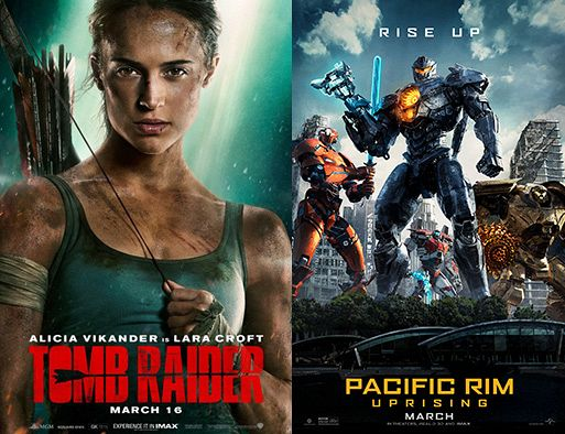 Movie Talk Tomb Raider 2018