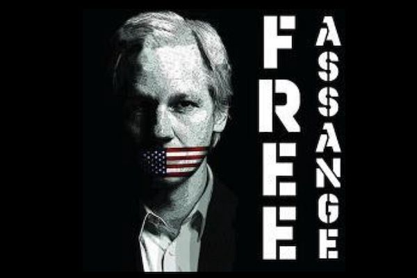 The arrest of Assange: When the right to know and question is taken away