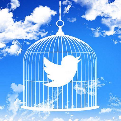 Twitter closing down last bastion of free speech