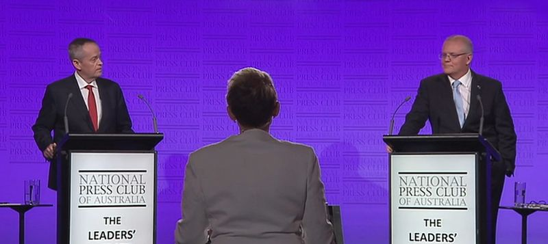 The obscurity of consensus: Refugees in the Australian Election