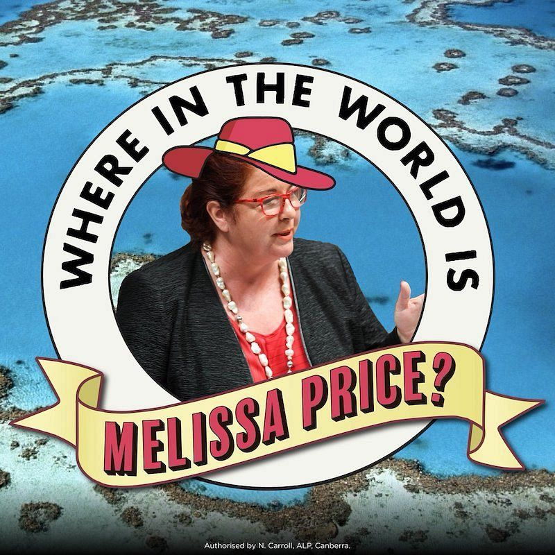 Melissa Price and the Coalition's climate change denying non-environmental policy