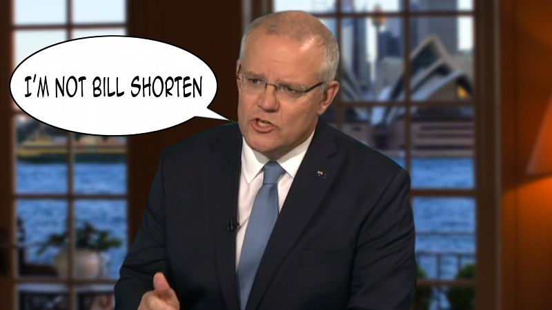 Why you should vote for ScoMo