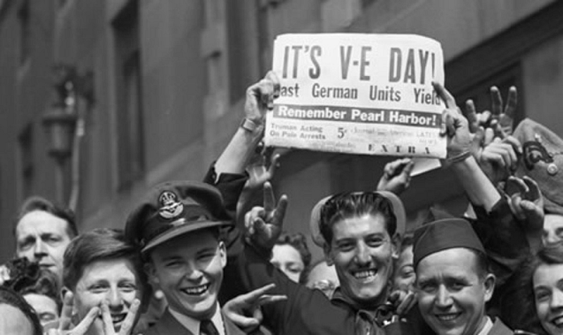 Reflections on V-E Day: Are we taking peace for granted?
