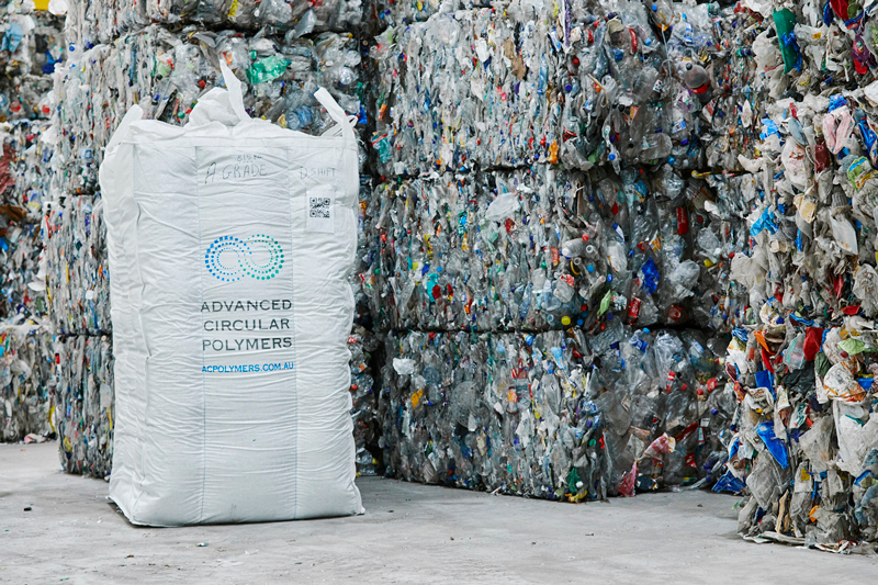Victoria has just opened Australia's largest plastic recycling plant