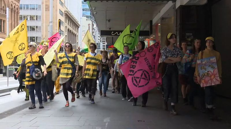 Wren's Week: Extinction Rebellion rises up and Scott Cam's new appointment