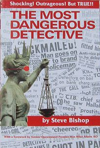 BOOK REVIEW: The Most Dangerous Detective: The Outrageous Glen Patrick Hallahan