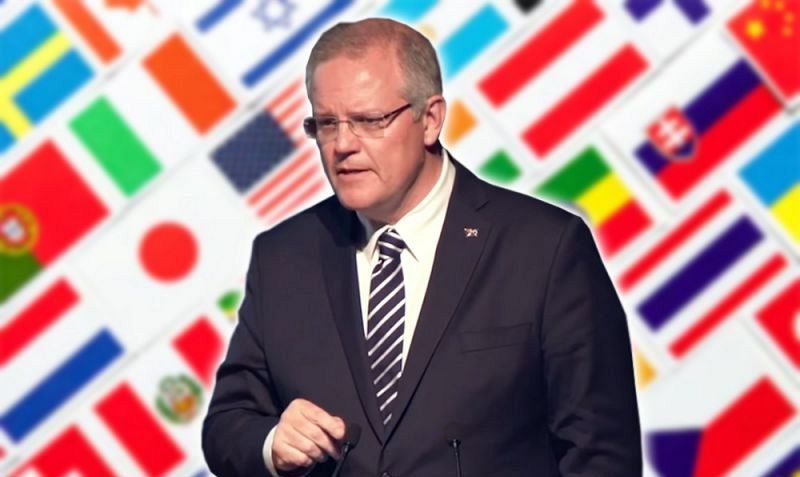 Morrison is wrong: Global cooperation is the way forward