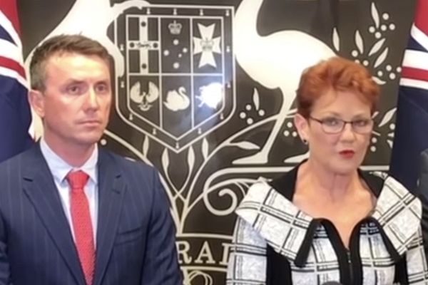 PHON members fundraise to attend AGM — oh, and to topple Hanson and Ashby