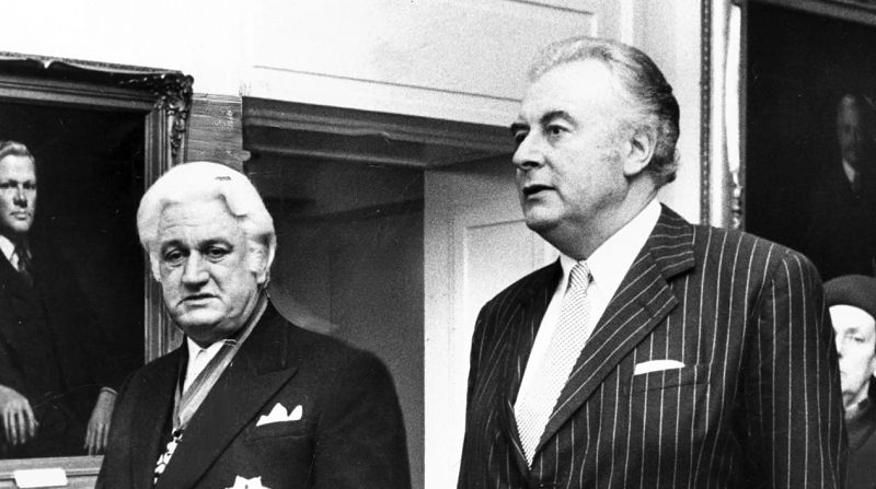 Palace letters: Dismissal truths revealed in John Kerr autobiography omissions