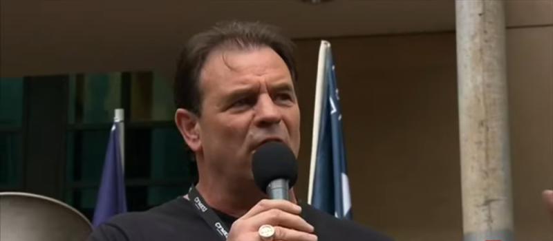 John Setka resigns from the ALP, claiming the Party has lost its way