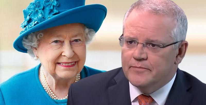 Dear Your Majesty, please sack Scott Morrison