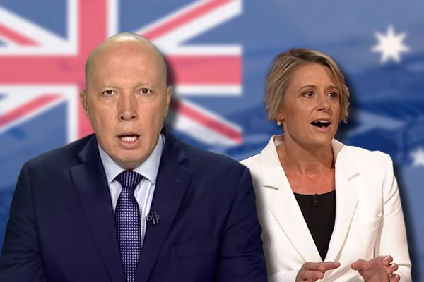 Kristina Keneally is concerned that Peter Dutton's migration policies are damaging Australia's growth (Image by Dan Jensen)