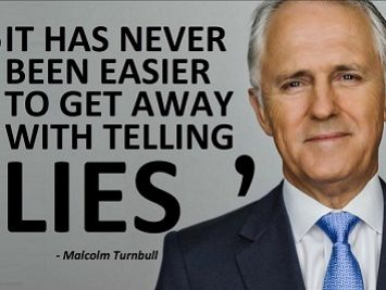 PaTH to nowhere: Lies, the Rule of Law and Turnbull's big business socialism