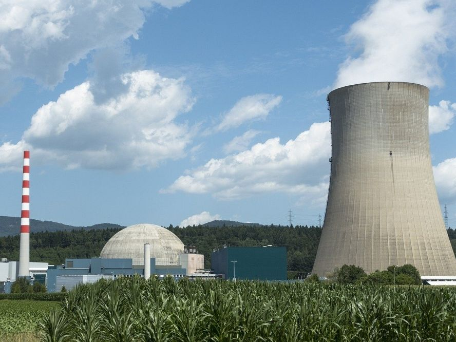 Nuclear Power - cover