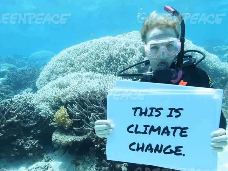 Keeping our promises: We can't let the Great Barrier Reef die