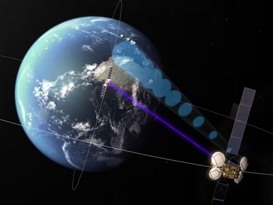 Is laser going to be the next telecoms frontier?