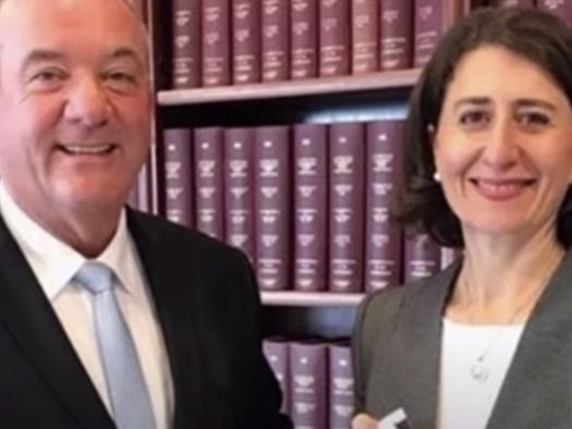 Gender, power and corruption: The case of Gladys Berejiklian